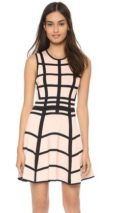 Ronny Kobo Hilda Double Knit Dress