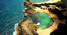 Mar Chiquita Beach, Puerto Rico | Favorite Places I've been | Pinterest | Mars, Puerto rico and Waves