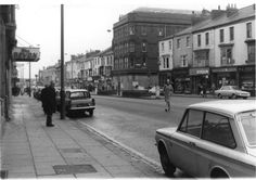 Bishop Auckland, Sunderland, Durham, Old Pictures, 1960s, The Past, England, Street View, History