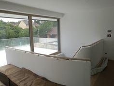 Fotó itt: Hajlított korlátok - Google Fotók Curved Wood, Bathtub, Stairs, Windows, Google, Standing Bath, Bathtubs, Stairway, Bath Tube