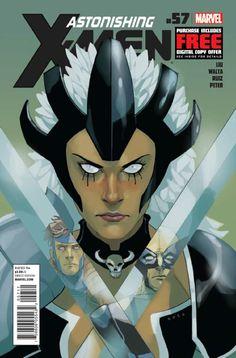 Astonishing X-Men #57 (Issue) Cover Phil Noto