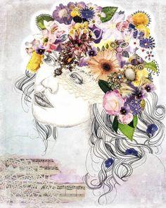 Girl-flowers-boho