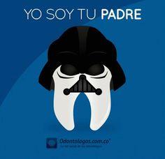 ¡Yo soy tu padre! #OdontólogosCol #Odontólogos