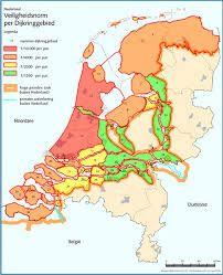 Afbeeldingsresultaat voor hoog en laag nederland kaart