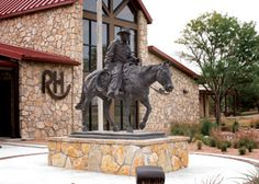 The National Ranching Heritage Center--Great place for Tech-related events.