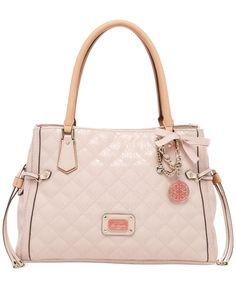 $128.00  GUESS Juliet Girlfriend Satchel - Handbags & Accessories - Macy's