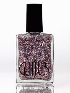 American Apparel - Glitter Nail Polish