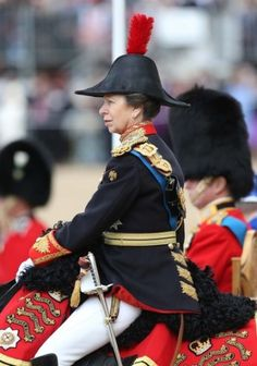 Princess Anne, June 15, 2013 | The Royal Hats Blog