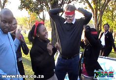 GEMS Amazing Race Team Building Pretoria