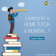 It is always great to ensure that you get value for your money. This also applies to when you are looking for a Home tuition in Mumba. If you are looking for value for your money, make use of our top quality tutoring service online. You can also post questions or doubts and our tutors will be happy to answer them. http://www.genextstudents.com/Tutors/