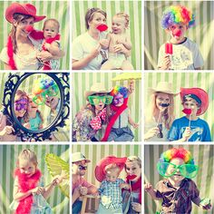 Carnival party ideas - Photo booth - Love this idea! Circus Carnival Party, Carnival Birthday Parties, Carnival Themes, Circus Birthday, Circus Theme, Birthday Party Themes, Circus Circus, Birthday Fun, Circus Photo Booths