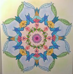 Gekleurd uit @Natuurmandala's van #AnnemarieVermaak