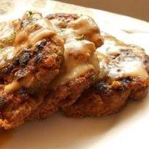 Meatloaf: Best Ever Meatloaf with Brown Gravy