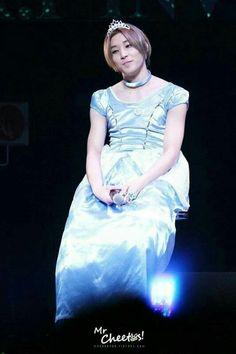 Princess JongUp