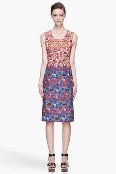 #marc #floral #dress