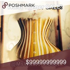 Waist Trainer SALE Going on NOW!! Everyone gonna eat a lot for 4th of July but you can be AHEAD of the game and keep your silhouette looking SLIM with a Waist Trainer from @MsWink1 Closet! Get it now so we can have it shipped to you by the Middle of the week. Look instantly 1-4 inches slimmer. These are REAL client results!! Intimates & Sleepwear Shapewear