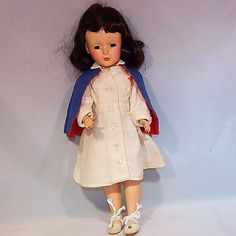 American Character Doll Sweet Sue Nurse 1950's