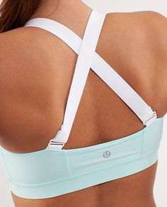 ADJUSTABLE sports bra by lululemon!! www.gymra.com/... #fitness #exercise #weightloss #diet #fitspiration #fitspo #health