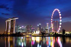 singapore-at-night