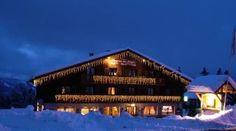 Hôtel le Caprice des Neiges à Crest Voland