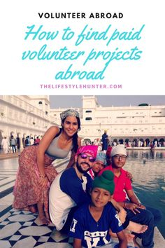 Volunteer Abroad – Find projects