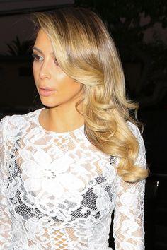 I seriously need Kim's hair colour