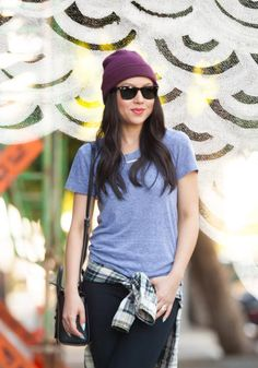 The Everywoman's Guide to Fashion Hats: Beanie