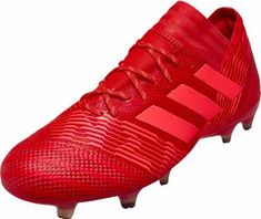 11c03f1aa adidas Nemeziz 17.1 FG – Real Coral Red Zest. Best Soccer ShoesAdidas ...