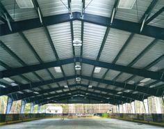 First Place - Steel Building Systems. Butler Buildings (Canada) - Buckhorn Sports Complex - Buckhorn, ON