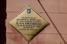 Calle De La Almudena ( Madrid )