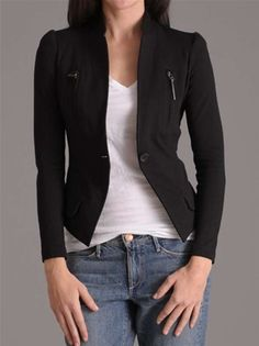 Blazers de moda casual elegante 2013   http://modayaccesorios.info/blazers-de-moda-casual-elegante-2013/