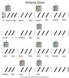Best 25+ Amazing grace guitar chords ideas on Pinterest