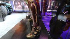 Wonder Woman's Boots from Batman v. Superman