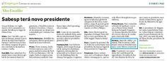 Título: Marcello Addeo. Veículo: O Estado de S. Paulo. Data: 04/01/2015. Cliente: Mondial.