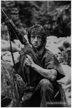 Sylvester Stallone as John Rambo in First Blood Rambo 3, John Rambo, Rocky Balboa, Rocky Stallone, Sylvester Stallone Rambo, Movie Stars, Movie Tv, Rocky Series, Image Paris