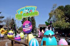 This egg-citing scavenger hunt, designed for children ages 3-11, will have kids searching for the famous beagle throughout the California theme park.