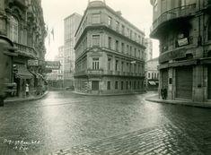 Rua Domingos de Moraes (13/05/1930) - Obras de pavimentação da Rua Domingos de Moraes, no bairro da Vila Mariana.