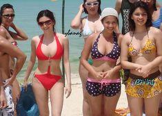 Summer Special Bubble Gang, Summer Special, Filipina, Bikinis, Swimwear, Bubbles, Celebrities, Image, Fashion