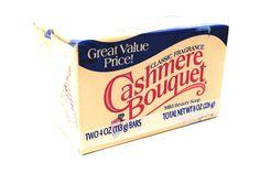 Cashmere Bouquet Classic Fragrance Mild Beauty Bar Soap, 2-Count Pack