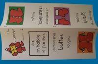 Créer un mini livre avec une feuille A4 ou A3.