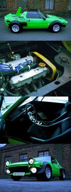"""""""That's the one we wanted."""" KB ...Twin-Cam 1975 Fiat X1/9"""