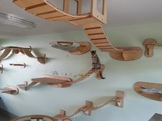 Do you have a #cat that tokes? :) He or she would love this: http://www.boredpanda.com/pet-furniture-ideas/