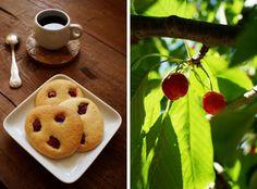 SANS GLUTEN SANS LACTOSE: Biscuits à la cerise sans gluten et sans lactose