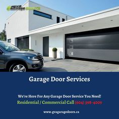 Is your garage door simply not your style anymore? Do you've issues with getting your car in and out? If so, then contact GVA Garage Doors @ (604) 398-4009 to repair your garage at an affordable price. Garage Doors, Car, Style, Swag, Automobile, Autos, Carriage Doors, Cars, Outfits