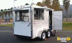 Pace Food Concession Trailer for Sale in California!!!