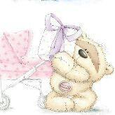 Tatty Teddy, Teddy Bear, Fizzy Moon, Moon Bear, Moon Images, Country Paintings, Baby Owls, Friends Forever, Cute Cartoon