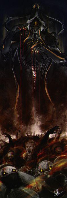 The Necromancer by PanzerTheTank