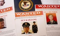 U.S. government charging Chinese officials with hacking #DailyMail