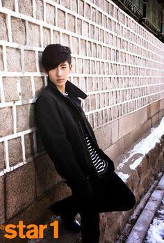 Min Woo - @ Star1 Magazine