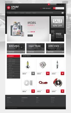 OpenCart Template #45699 from TemplateMonster. Visit us at www.qarve.com or contact us at contact@qarve.com for OpenCart installation, configuration and maintenance. #ecommerce #cms #webdesign #website #hosting #webhosting #shoppingcart #paypal #seo #sem